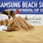 DUBAI BEACH SOCCER
