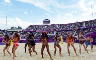 LONDON 2012 BEACH VOLLEYBALL