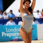 LONDON TEST EVENT - London Prepares