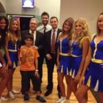 Presentación Mundo Basket 2014 Gran Canaria