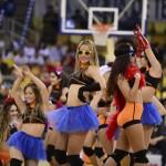 Cheerleaders de la Copa del Rey 2932