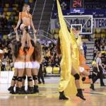 Cheerleaders de la Copa del Rey 3025