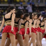 Cheerleaders de la Copa del Rey 3147