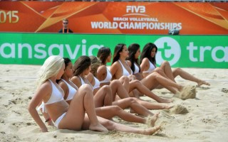 BEACH VOLLEYBALL NETHERLAND-38